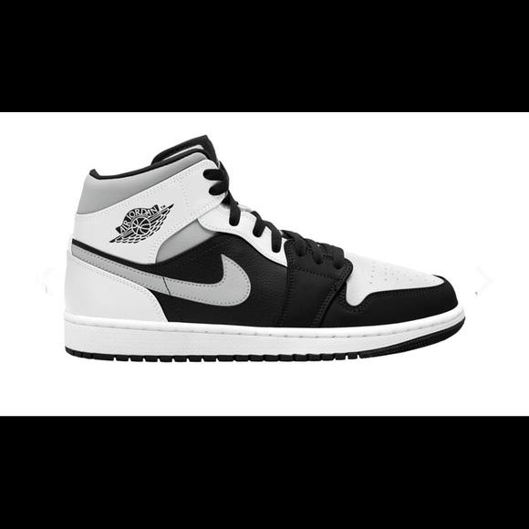 01750 DJordan Air Jordan 1 Mid Basketball Shoes